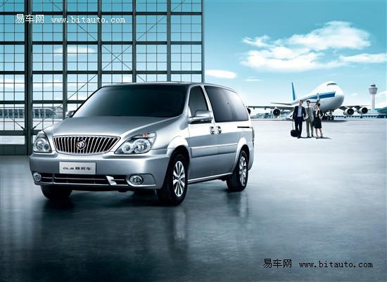 2011款别克GL8商务车-顶配不超40万 全新GL8豪华商务车定价泄露高清图片